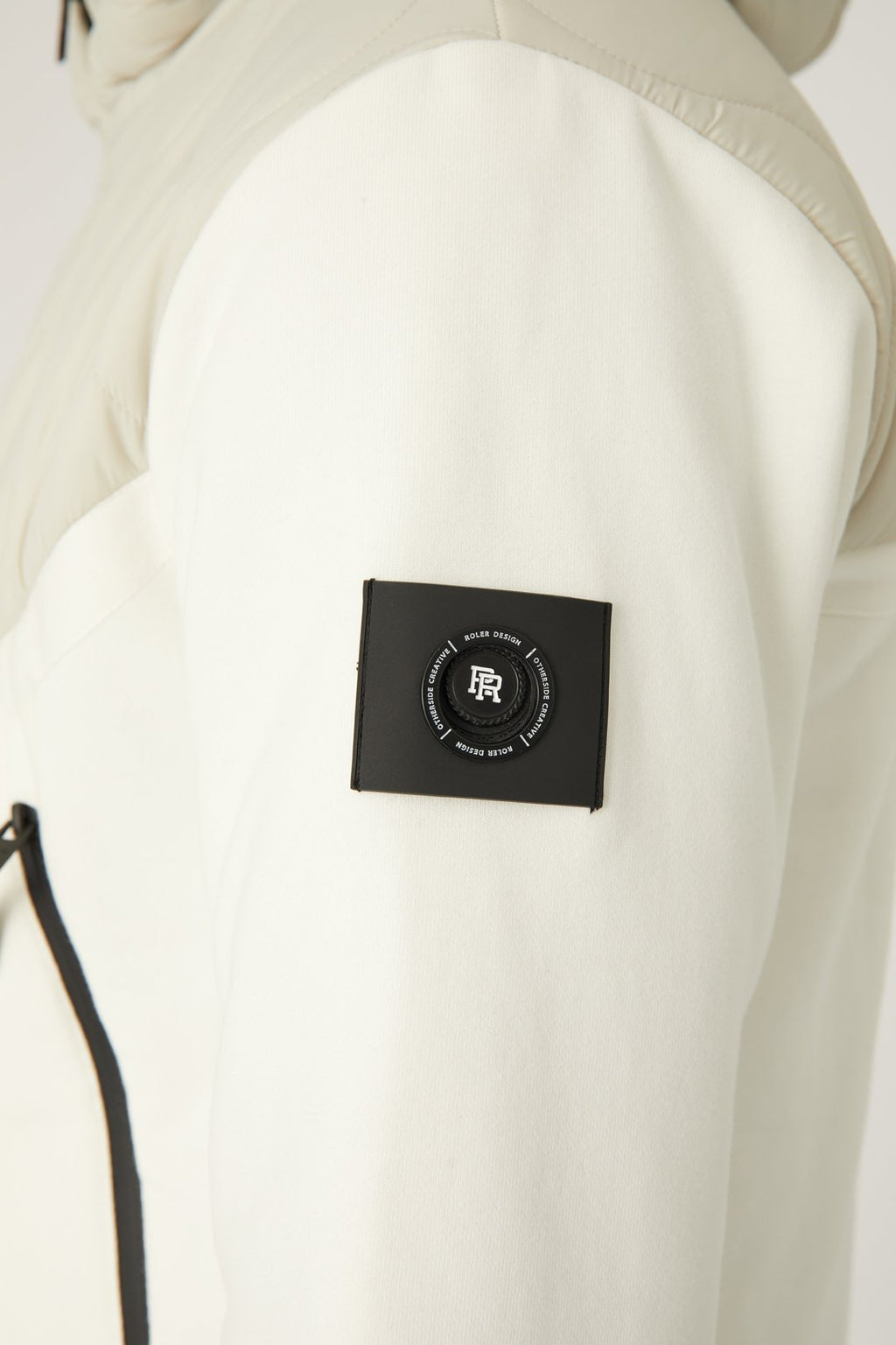 The Drewett Jacket - Off White