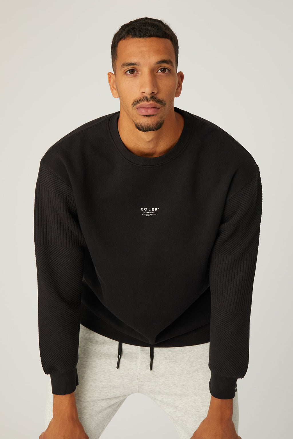 The Kenwick Sweat - Black