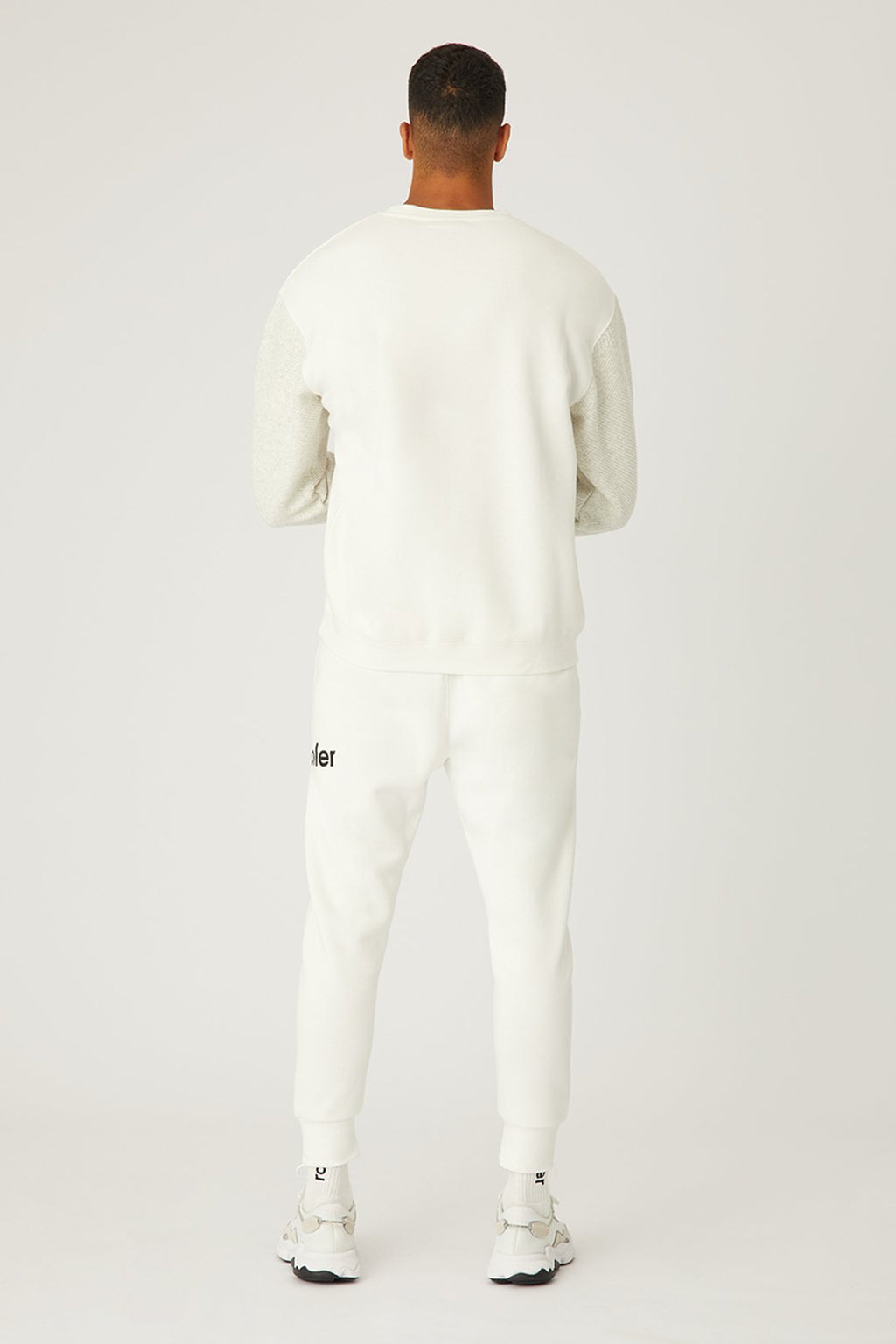 The Kenwick Sweat - Off White