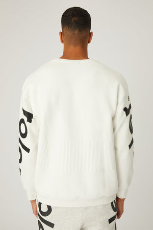 The Erwin Sweat - Off White