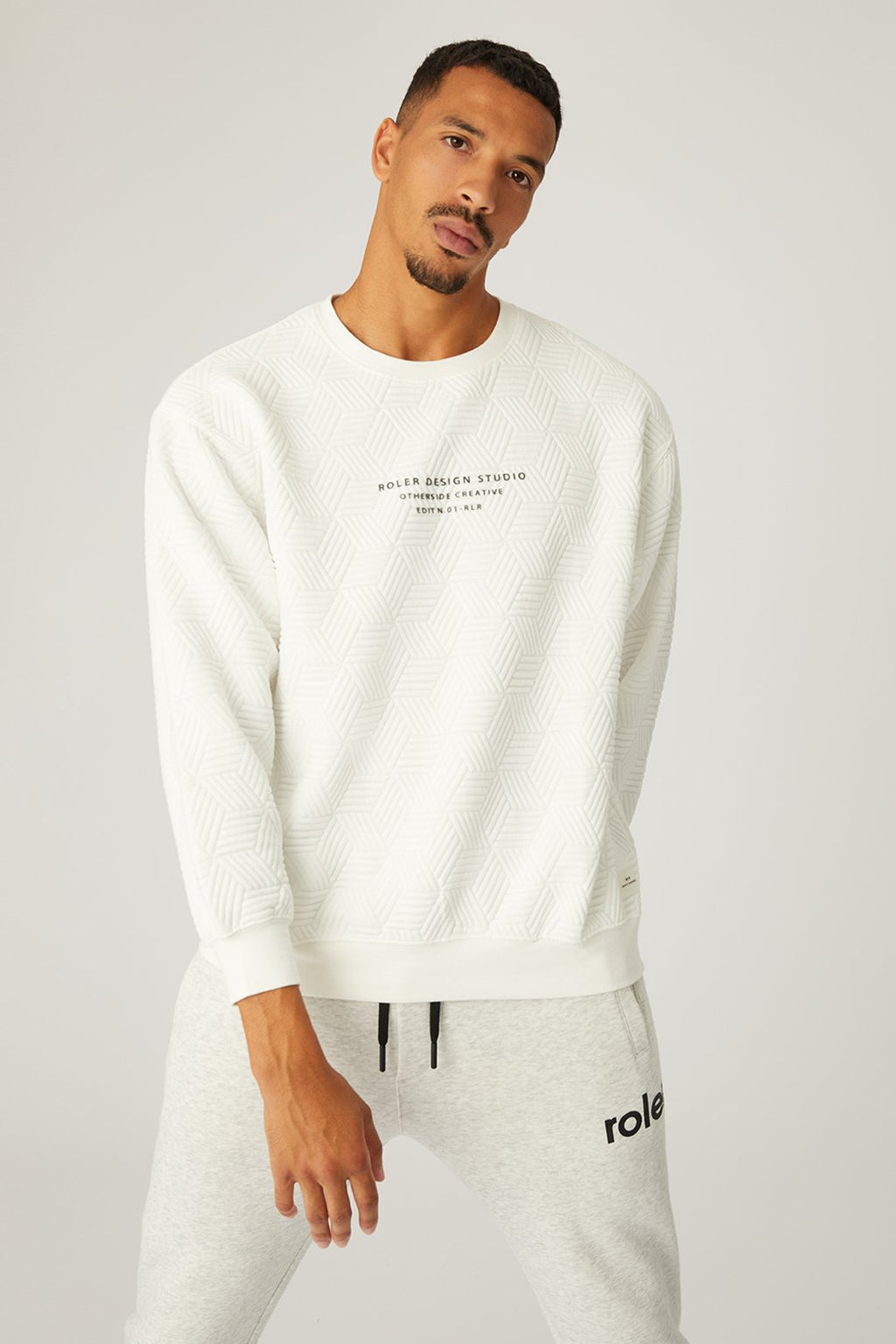 The Barbato Sweat - Off White
