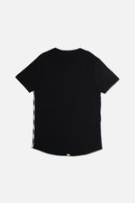 The Dowdney Tee - Black - Roler Clothing