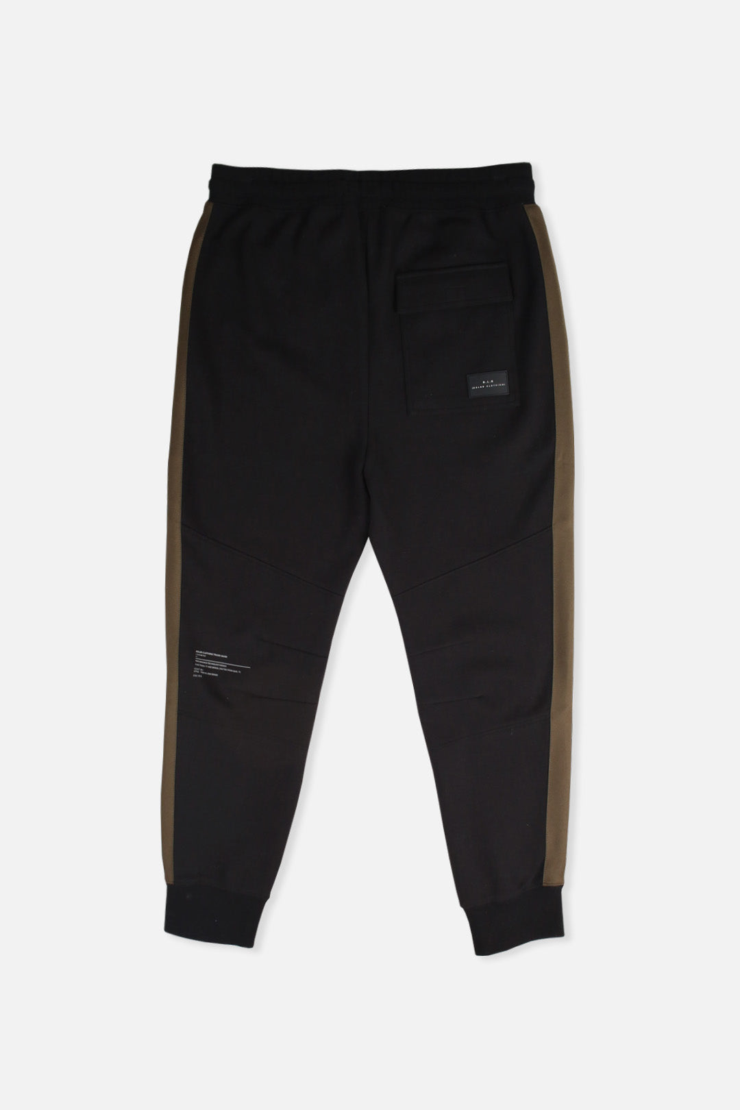 The Kewen Trackie - Black - Roler Clothing