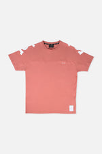 The Mendoza Tee - Washed Red - Roler Clothing