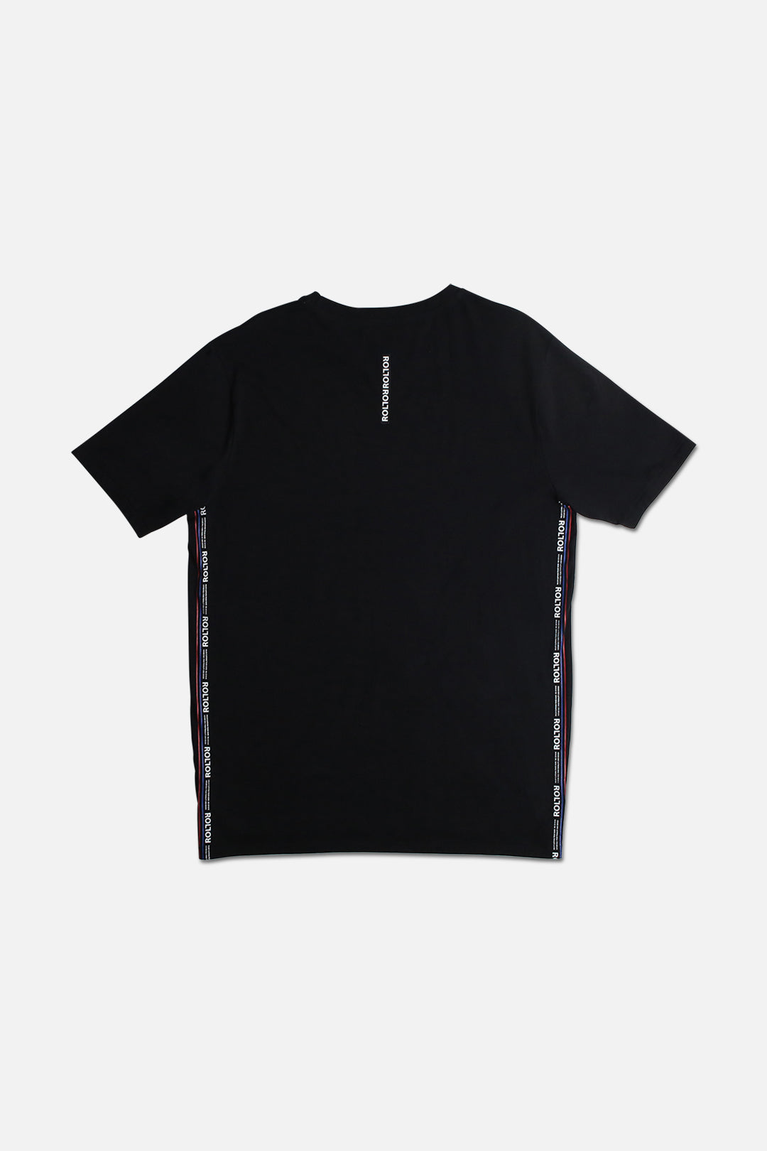 The Grantland Tee - Black - Roler Clothing