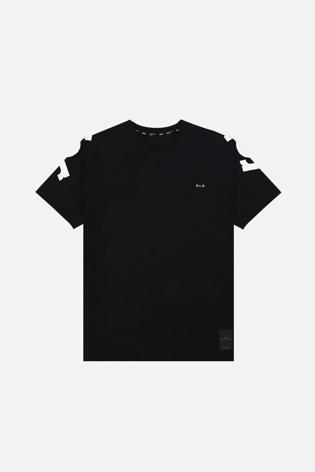 The Mendoza Tee - Black - Roler Clothing
