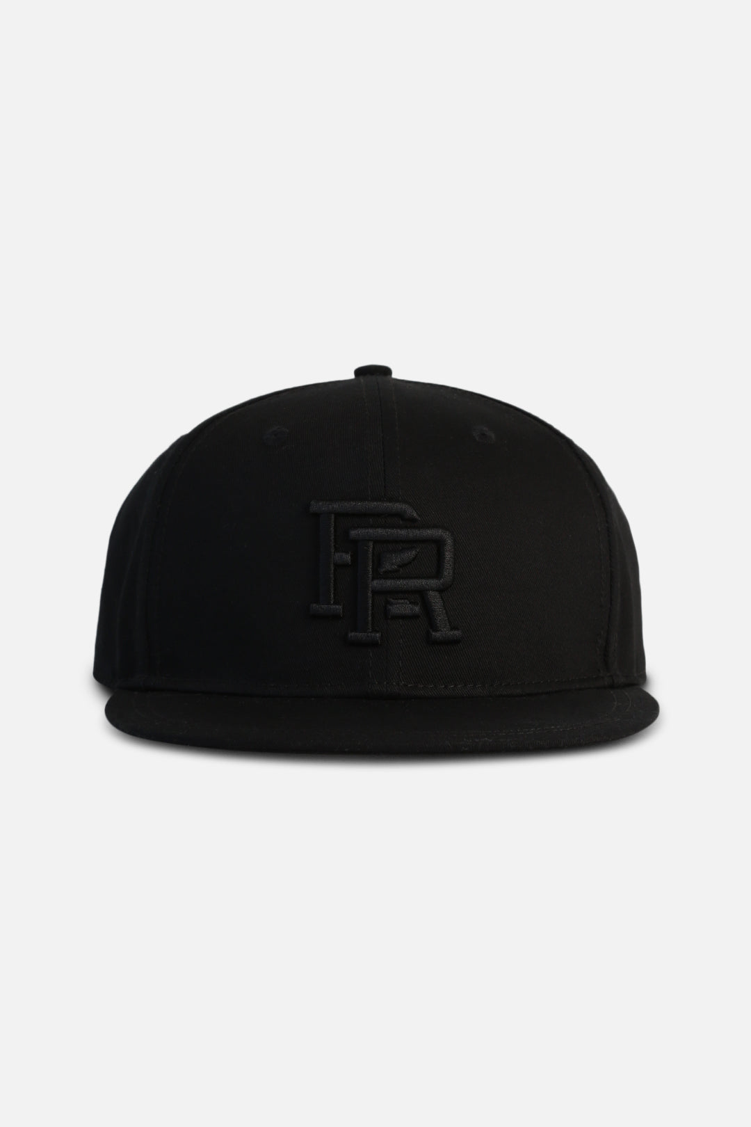 The Wycliff Snapback - Black - Roler Clothing
