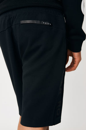 The Monza Short - Black - Roler Clothing