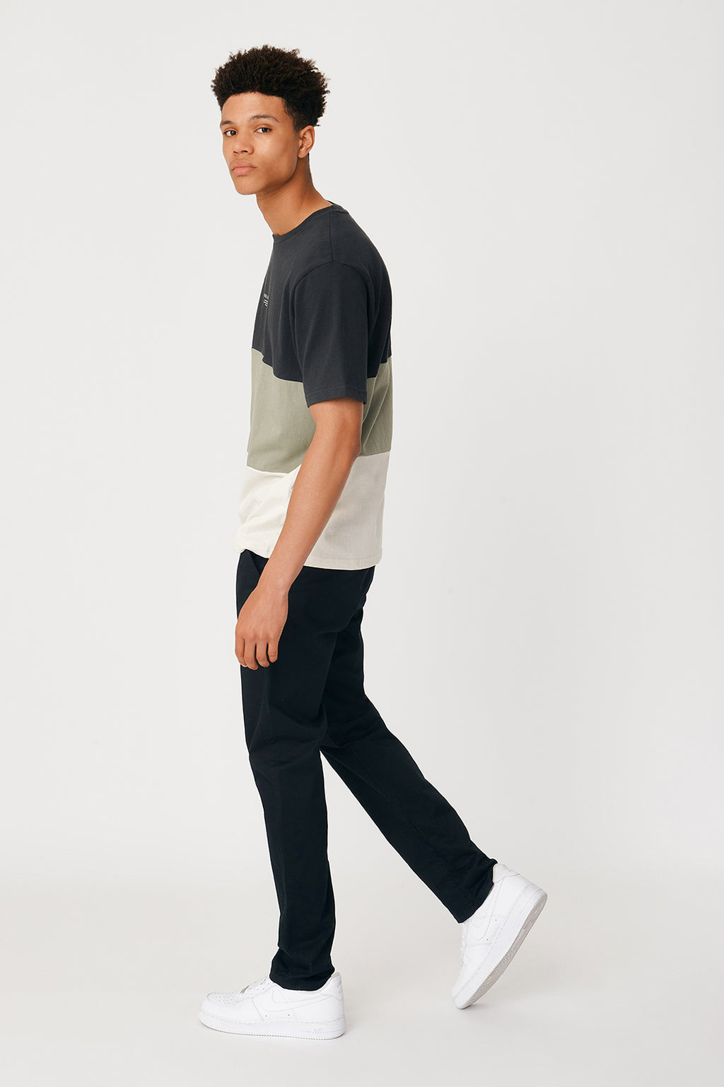 The Van Ness Tee - Light Sage - Roler Clothing