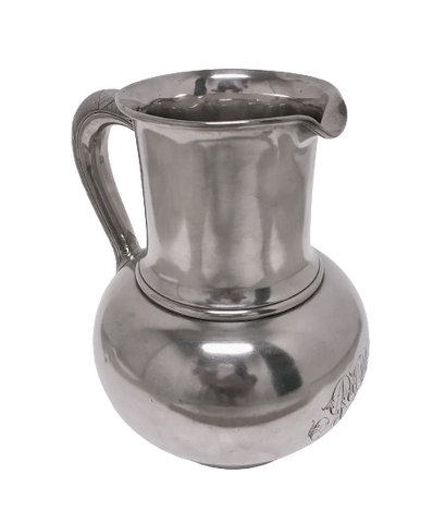 Sterling Silver Pitcher / Jug by Dominick & Haff