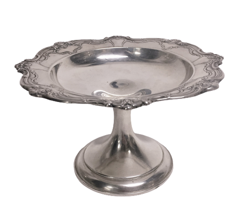 Gorham Chantilly Sterling Silver Compote
