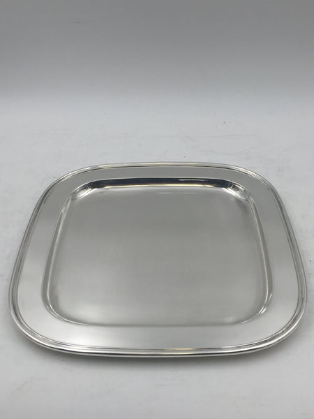 Tiffany & Co Sterling Silver Art Deco Tray