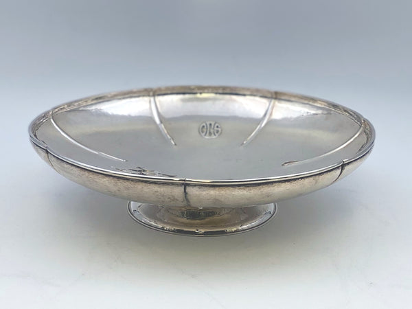 Lebolt & Co. Sterling Silver Compote, Chicago, Illinois
