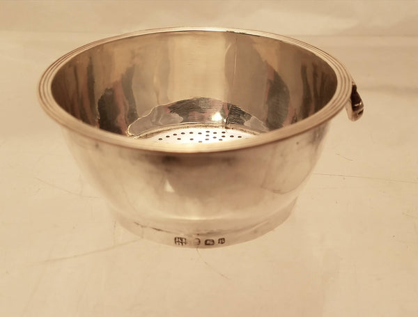 Sterling Wine Funnel and Sieve by RHDH