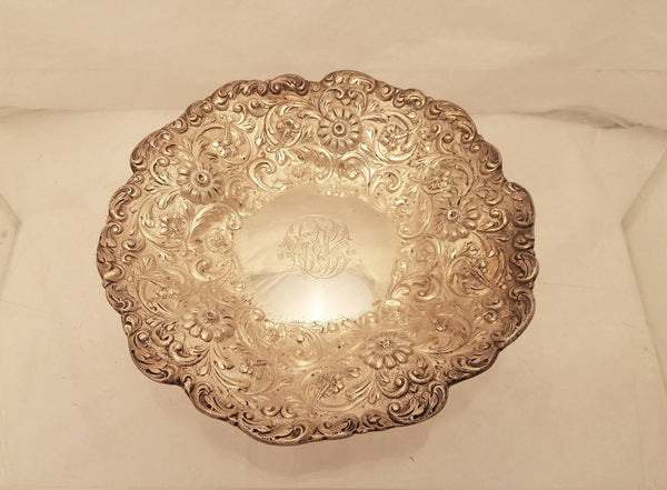 Tiffany & Co Sterling Silver Serving Dish