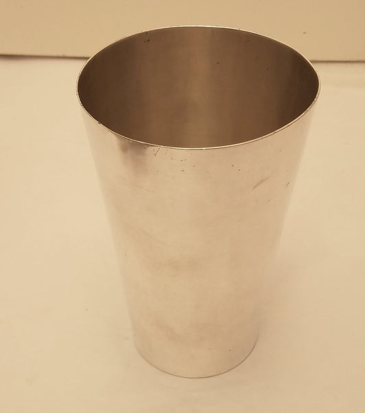 Sterling Silver Beaker / Goblet by Indian Maker- Great Gift Idea!
