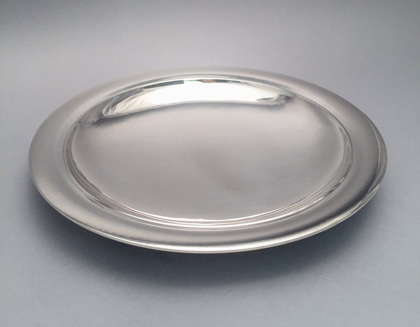 Georg Jensen Sterling Silver Serving Dish/ Plate