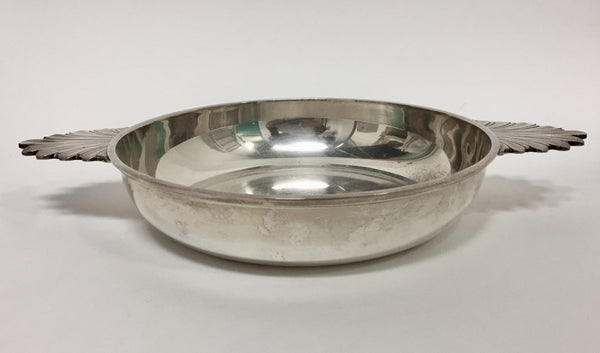 Puiforcat Sterling Silver Serving Dish / Bowl With Handles