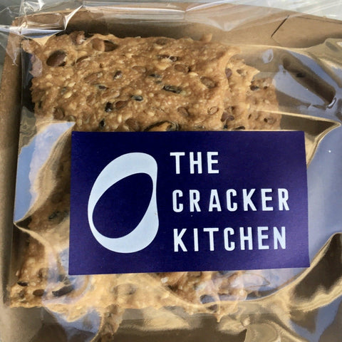 Seeded Crackers from The Cracker Kitchen - LŌTOS