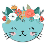 Kitty Flower Girl