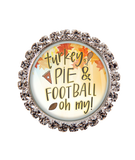 Turkey Pie Football