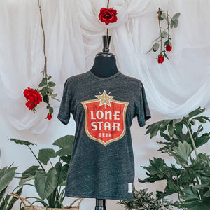 Retro Brand Lone Star Beer Tee