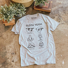 Load image into Gallery viewer, Sloth Yoga Tee