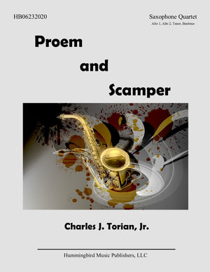 PROEM AND SCAMPER