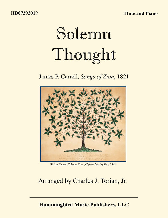 SOLEMN THOUGHT