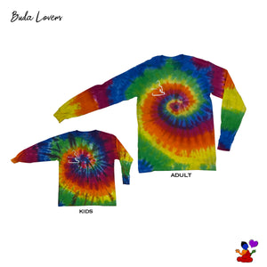 Tie Dye Long Sleeve Shirt