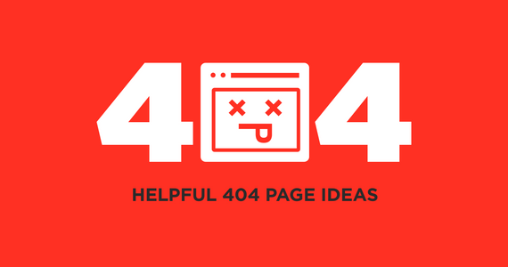 Helpful 404 Page Ideas that Convert