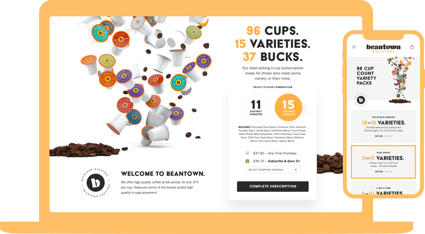 Beantown Roasters Site