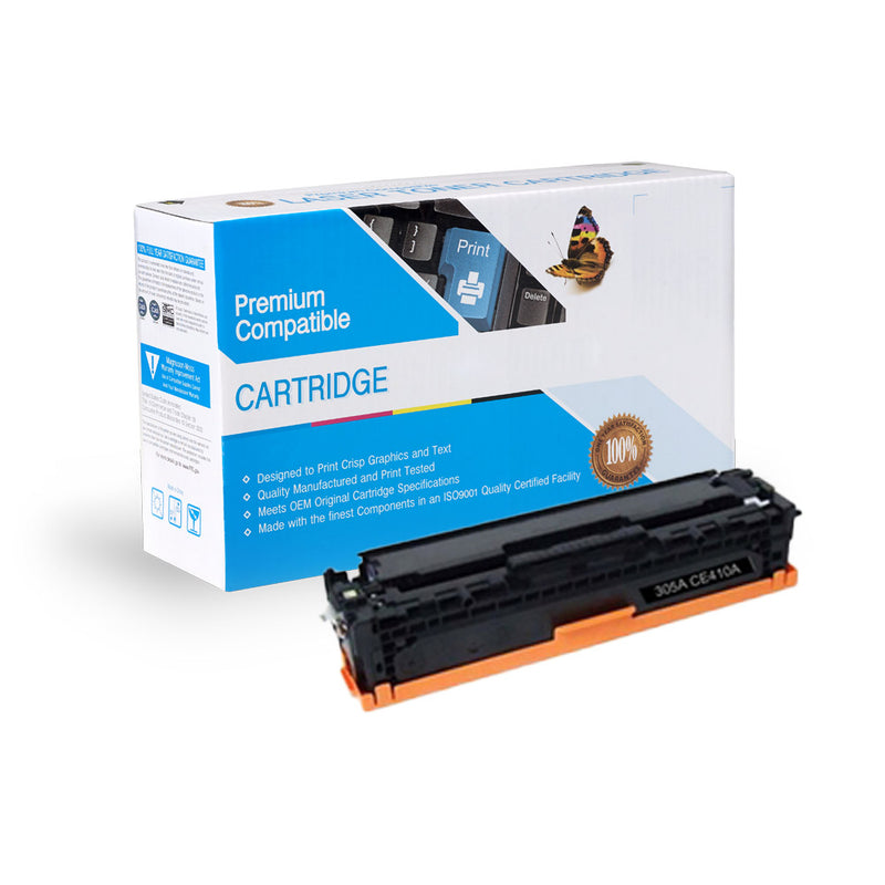 HP CE410A (305A) Compatible Toner-Black