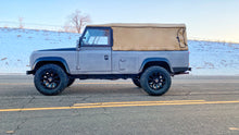 "Load image into Gallery viewer, SOLD!  1986 ""The Farnham"" DEFENDER 110 SOFT-TOP"