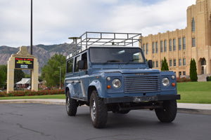 "SOLD!  1991 ""The County"" Defender 110"