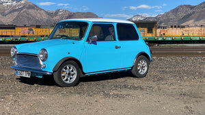 "SOLD! 1988 ""The Cockney"" Mini City 1000"