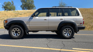SOLD! 1992 Toyota Land Cruiser FJ80