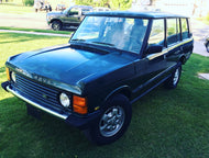 SOLD! 1992 Range Rover Classic