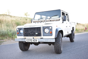 "SOLD! 1987 ""The Whitby"" AKA The Bobby - Defender 130"