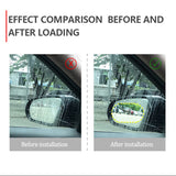 Car Side View Anti-Fog Sticker (BUY 1 PAIR TAKE 1 PAIR) - Veignity PH