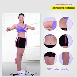 Waist Twisting Disc with Rope - Veignity PH