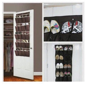 Over The Door Shoe Pockets - Veignity PH