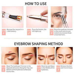 Brow Hair Remover (BUY 1 TAKE 1) - Veignity PH