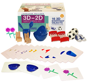 Manipulatives & 3D-2D