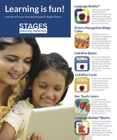 Stages Learning Apps