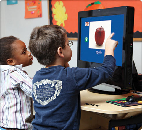 Autism Education Software - Stages Learning Materials