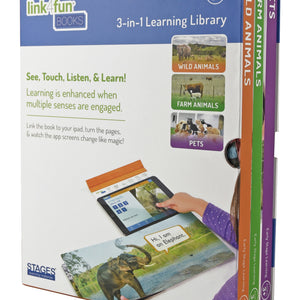 Link4fun 3-Book Set