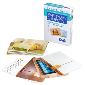 Lang-O-Learn Everyday Objects Cards