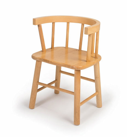 Bentwood Back Hardwood Chair