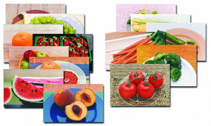 Fruits & Vegetables Posters